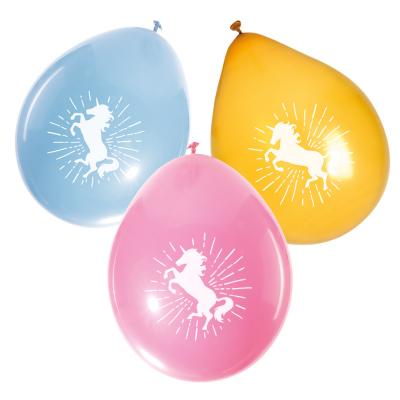 Banni/ère danniversaire pour Gar/çons Fournitures de F/ête Licorne Filles Nappe avec Ensemble de Vaisselle Jetable BETOY 36 pi/èces D/écorations danniversaire Licorne Ballons Licorne